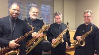 Dallas Wind Symphony Saxophone Section Chooses Andreas Eastman