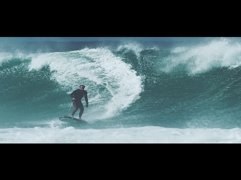 0 - Lampuga Boost: Das schnellste elektrische Surfboard der Welt