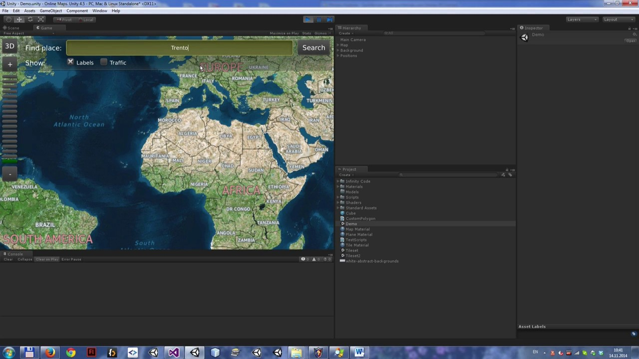 Unity asset store pack realtime live online maps google bing and unity asset store pack realtime live online maps google bing and more download link below gumiabroncs Images