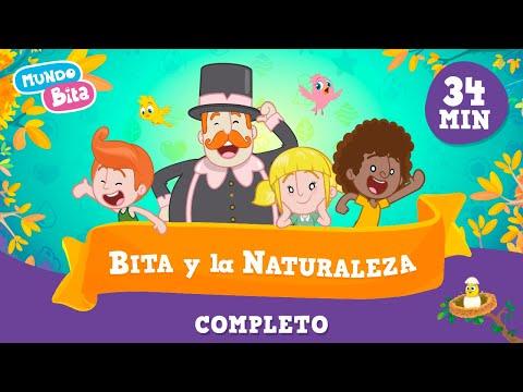 Mundo Bita Español - Bita y la Naturaleza (álbum completo)