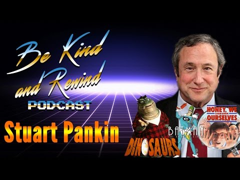 Celebrity  w Stuart Pankin from TGIF Dinosaurs, Honey We Shrunk Ourselves and more!