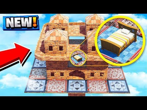 BED WARS *NEW* in Fortnite Battle Royale