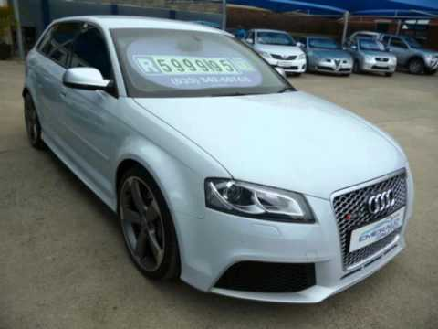2013 AUDI RS3 2.5 Sportback S/Tronic Auto For Sale On Auto ...