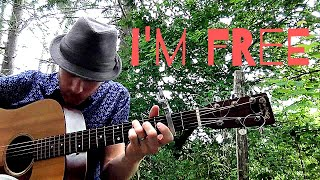 I'm Free - Rolling Stones Cover - Ryan Barrington Cox