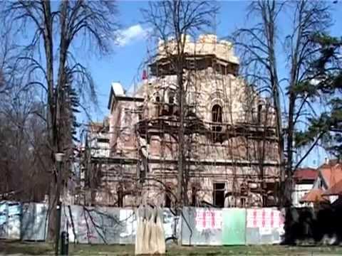 VRNJAČKA BANJA: Nova crkva u centru _ under construction