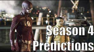 The Flash Season 4 Predictions
