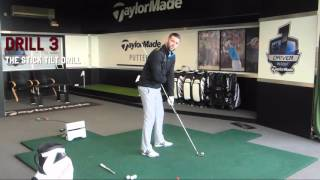 GOLF - Comment faire un Parfait Backswing avec Chris Ryan PGA