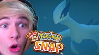 LUGIA en New Pokémon Snap! NUEVO TRAILER ÉPICO! ¿Merece la pena comprarlo?