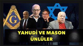 Yahudi Ünlüler / Mason Ünlüler 2019