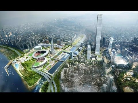 Seoul Tallest Building Projects and proposals 2016