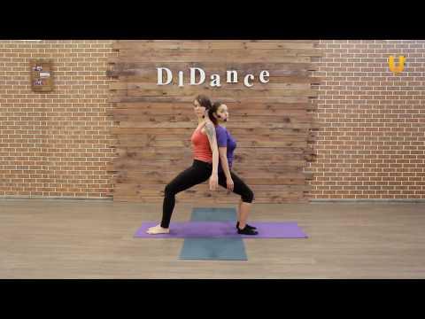 Заряд бодрости #46. Парная йога с Альбиной Андрияновой