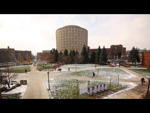 Merry Christmas from Marquette University   2014