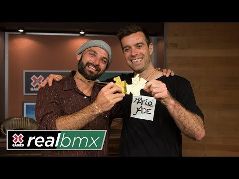 Corey Martinez and Peter Adam win Real BMX 2018 gold | World of X Games