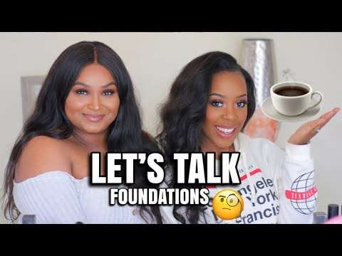 TOP DRUGSTORE & HIGH END FOUNDATIONS ft. YUNNIROSE | NORMAL TO OILY SKIN | Andrea Renee