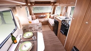 Adria Sportline Dt ( Altea Tamar / Altea 542 Dt ) 2013 Caravan - Tour, Guide, Show Through