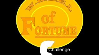 Wheel of Fortune UK Game 1