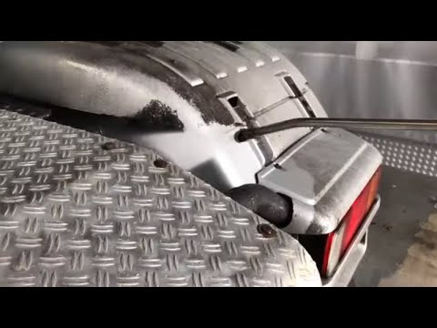 Amazing Machines and Inventions for Cleaning and Car Detailing