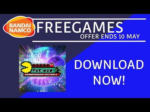 PS4 FREE PAC-MAN CHAMPIONSHIP EDITION 2 - Bandai Namco Initiative | DOWNLOAD NOW!