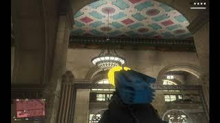 Баг с люстрой в GTA online / funny bag