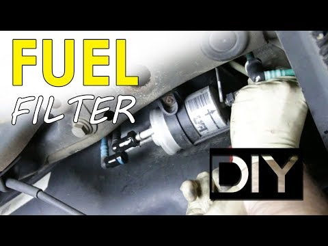 How to Replace a Fuel Filter on a MK6 GTI