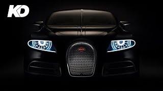 Четырехдверный Bugatti Chiron может стать реальностью