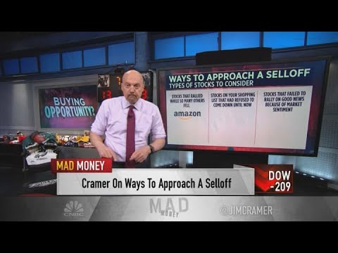 Download Cramer recommends Amazon, Apple, Devon Energy and American Express stocks