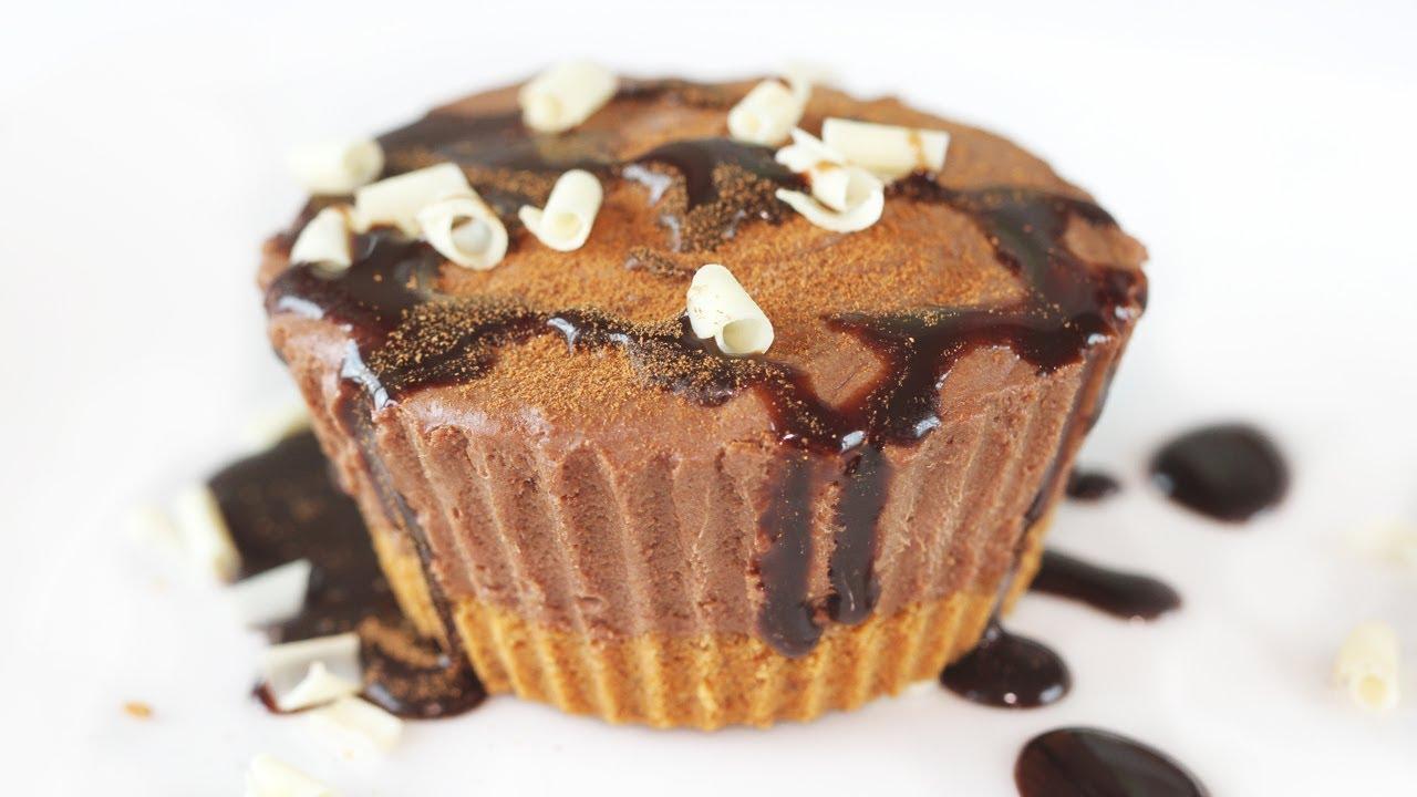 No Bake Chocolate Cheesecake Recipe Youtube