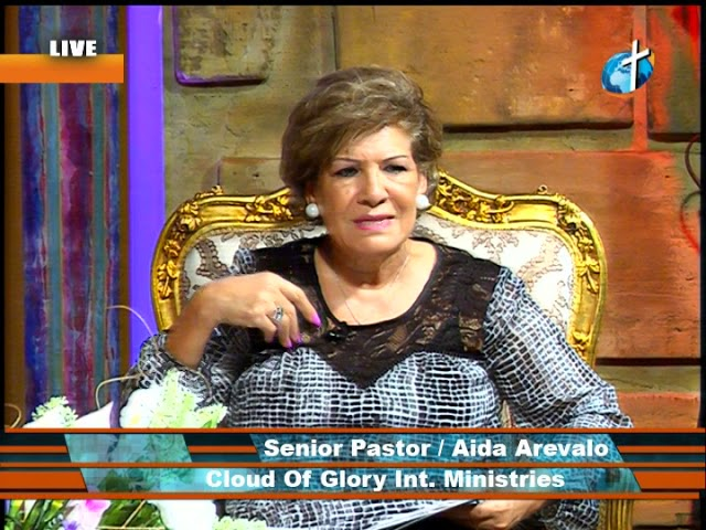 Under the Cloud of Glory Aida Arevalo 10-03-2018