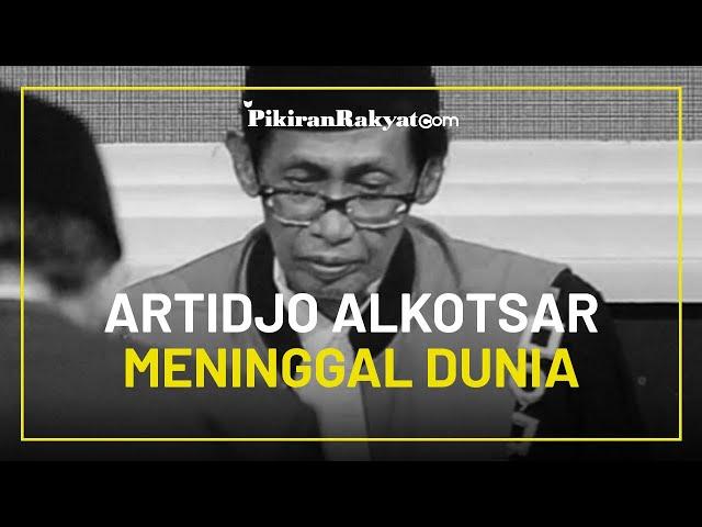 Artidjo Alkotsar Meninggal Dunia di Usia 71 Tahun, Mahfud MD: Tokoh Penegak Hukum Penuh Integritas