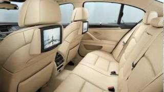 2011 bmw 5 series f10 interior video