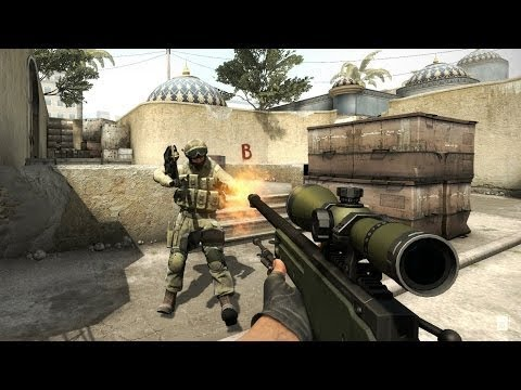 A Modding Tool for Counter-Strike Global Offensive
