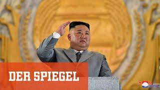 Tränen, Pomp und Säbelrasseln - Nordkorea feiert 75 Jahre Arbeiterpartei