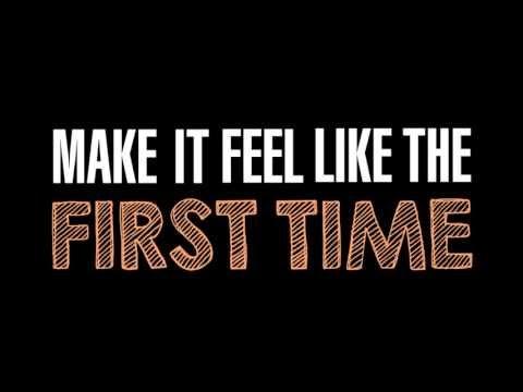 Jonas Brothers - First Time (Lyric Video)