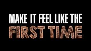 Jonas Brothers - First Time (Lyric Video)