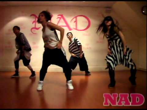 NAD dance to Namie Amuro-Fight Together