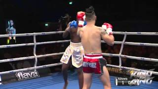 King in the Ring Trans Tasman Superfight: Blood Diamond vs