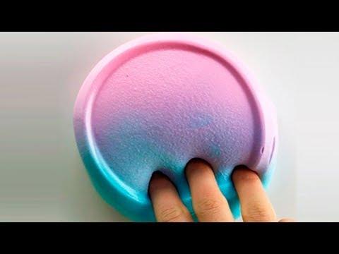 Relaxing Slime ASMR - Gradient Slime