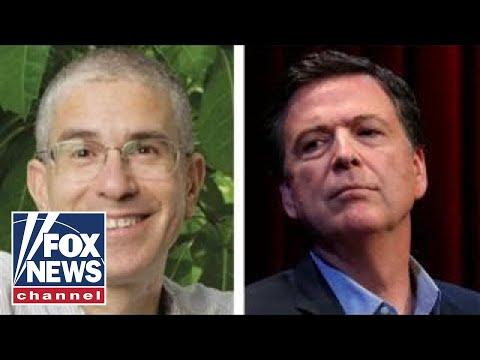 GOP Chairmen Want Info On Comey Friend Daniel Richman