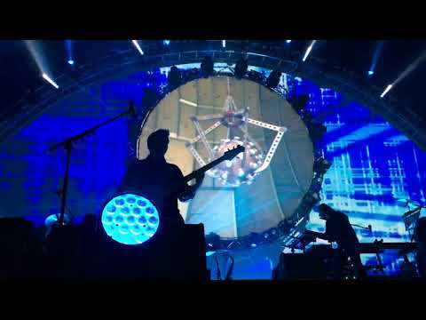 Brit Floyd Concert In Calgary, Alberta! (November 29th, 2017)