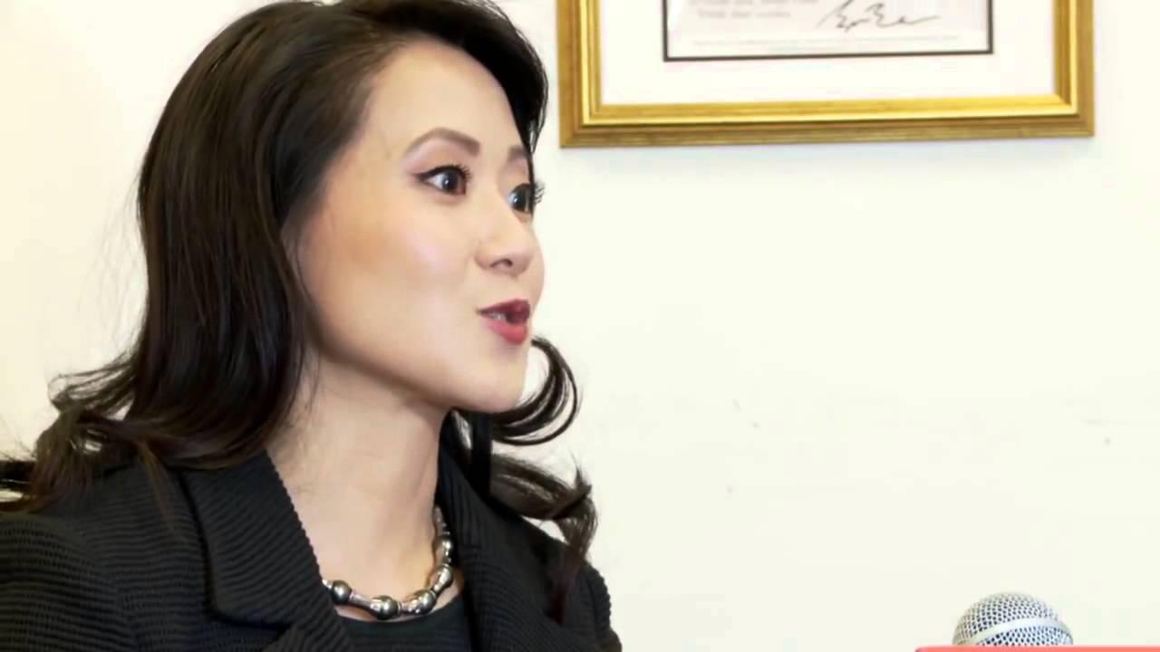 Angela Chao Interviews with WorldJournal com