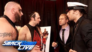Why Breezango challenged The Bludgeon Brothers in A Very Special Fashion Files: Dec. 12, 2017