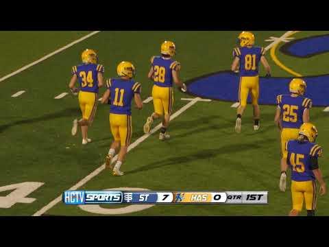 HCTV Sports: Football vs St Thomas Academy 11-6-20