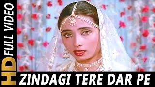 Zindagi Tere Dar Pe Fanaa Kar Chale | Salma Agha| Salma 1985 Songs | Raj Babbar, Salma Agha