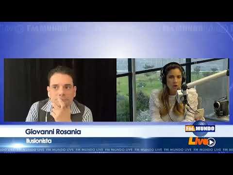 Vamos Mundo Magazine - Ilusión y mentalismo con Giovanni Rosania