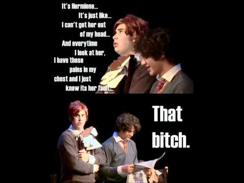 A Very Potter Musical and Sequel Quotes