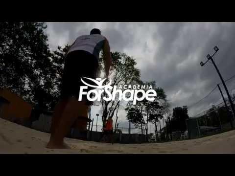 Video Volei de Areia - ForShape Academia, por Forshapeacademia