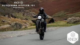 Husqvarna Vitpilen 701 - The Review from Knox