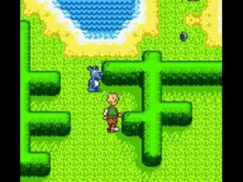 Game Boy Color Longplay [017] Doug's Big Game