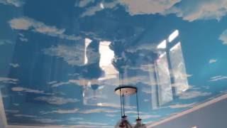 Натяжные потолки облака(, 2016-09-28T15:01:28.000Z)