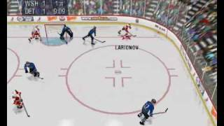 NHL 99 - Nintendo 64 Gameplay